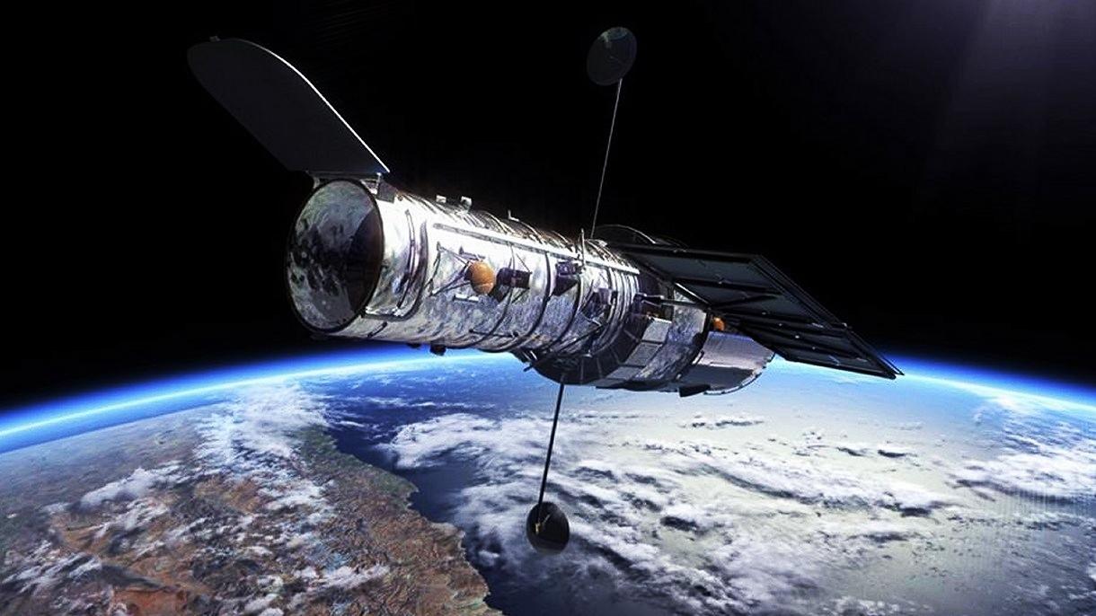 NASA - Bức ảnh Thiên Đàng