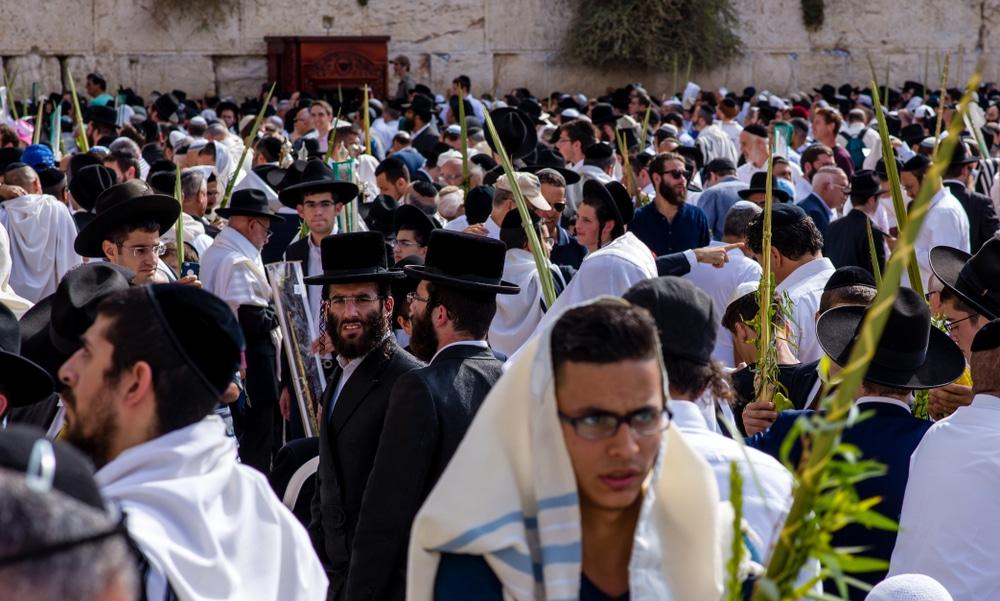 5,000 tín hữu đến Jerusalem...