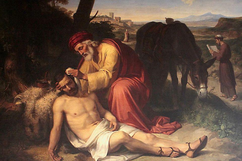 El bon_samarità (1838), de_Pelegrí Clavé i Roquer