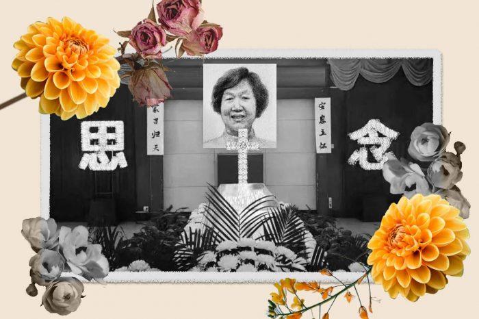 Má Xu: Người phụ nữ Vũ Hán tin nhận Chúa trên giường chết, cứu cả gia đình