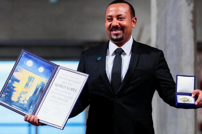 Nobel Hòa Bình 2019 cho Cơ đốc nhân Tin Lành Ngũ tuần - Thủ tướng Ethiopia Abiy Ahmed