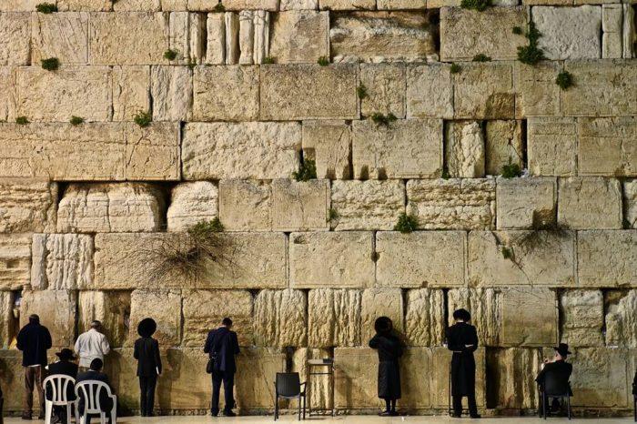 Tại sao tôi phải cầu nguyện cho Israel?