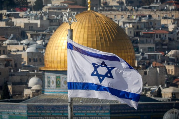 Thư từ Israel: Đã đến lúc 'bình thường hóa' quan hệ ở Núi Đền