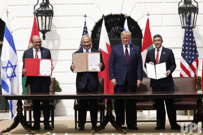 'Hiệp định Áp-ra-ham' & hòa bình cho Jerusalem!