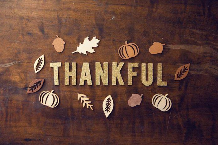 Bày tỏ lòng biết ơn